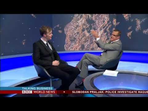 Asteroid Mining Corporation Founder Interview: BBC World News
