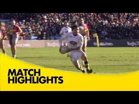 Harlequins v Wasps - Aviva Premiership Rugby 2017-18