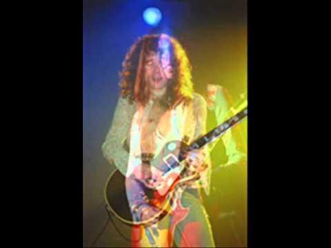 Scott Gorham and Brian Robertson Thin Lizzy Guitar.