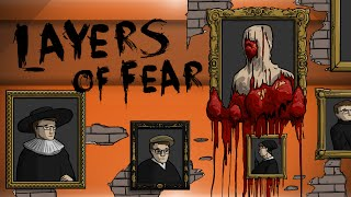SH*T YOURSELF SIMULATOR! - Layers of Fear (Scariest Moments)