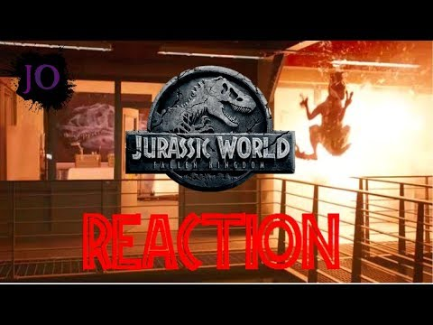 Jurassic World: Fallen Kingdom Chinese Trailer - Reaction