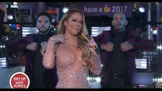 Mariah Carey's New Years Eve Lip-Synch Fiasco | The View