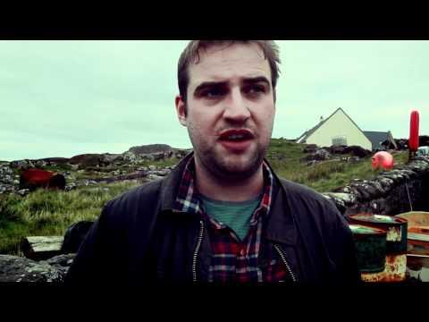 """British Sea Power - """"In Scottish Waters"""" documentary"""