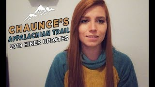 Appalachian Trail Announcement!