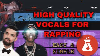 How To Sound Professional On Bandlab With Rapping Vocals For Ios / Android / Pc!!🔥🔥 screenshot 3