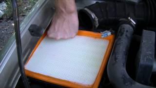 видео Замена салонного фильтра в машине Daewoo Nexia своими руками