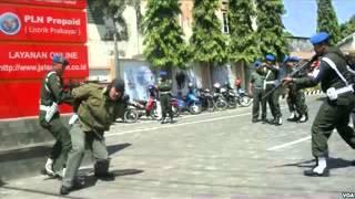 Lagu Mars Polisi Militer Indonesia