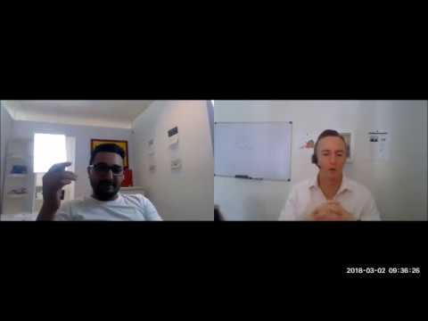 Interplanetary Broadcast Coin IPBC CEO Saber Maram Interview
