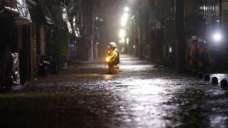 Japón   El Gobierno pide a más de 4 millones de personas a evacuar por el tifón Hagibis