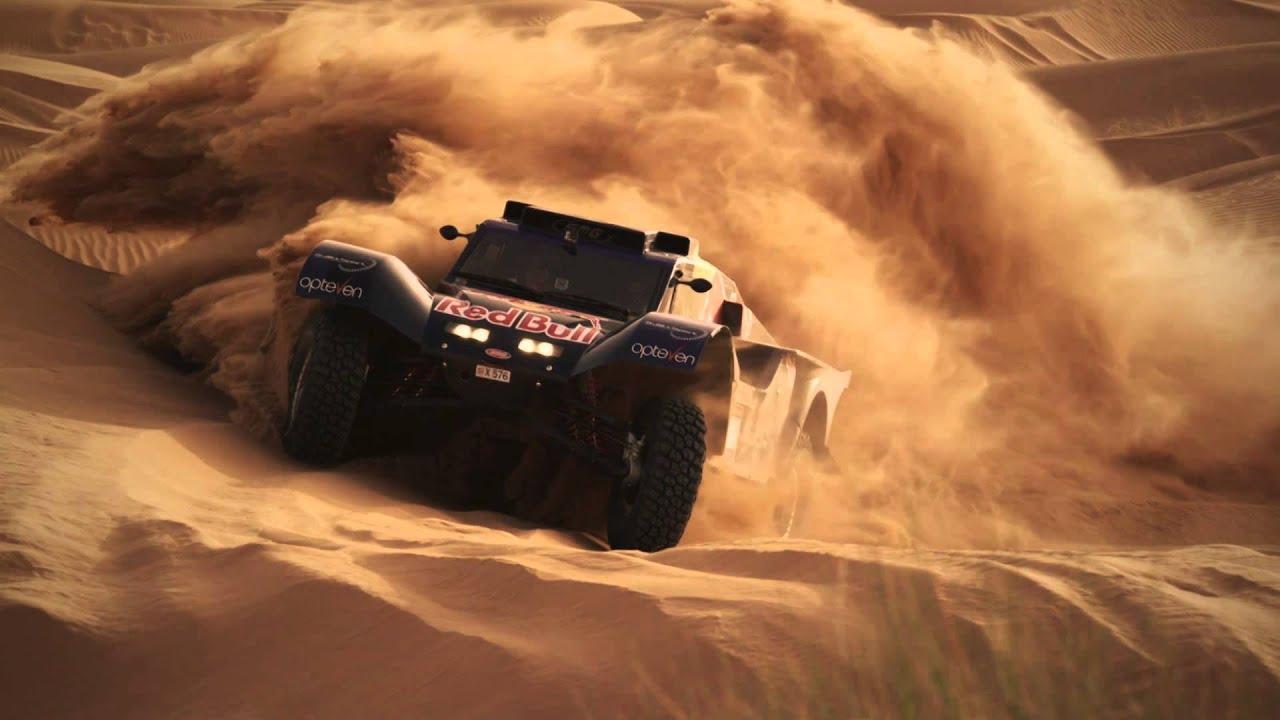 Dakar 2014 Essais Au Maroc Du Red Bull Smg Rally Team