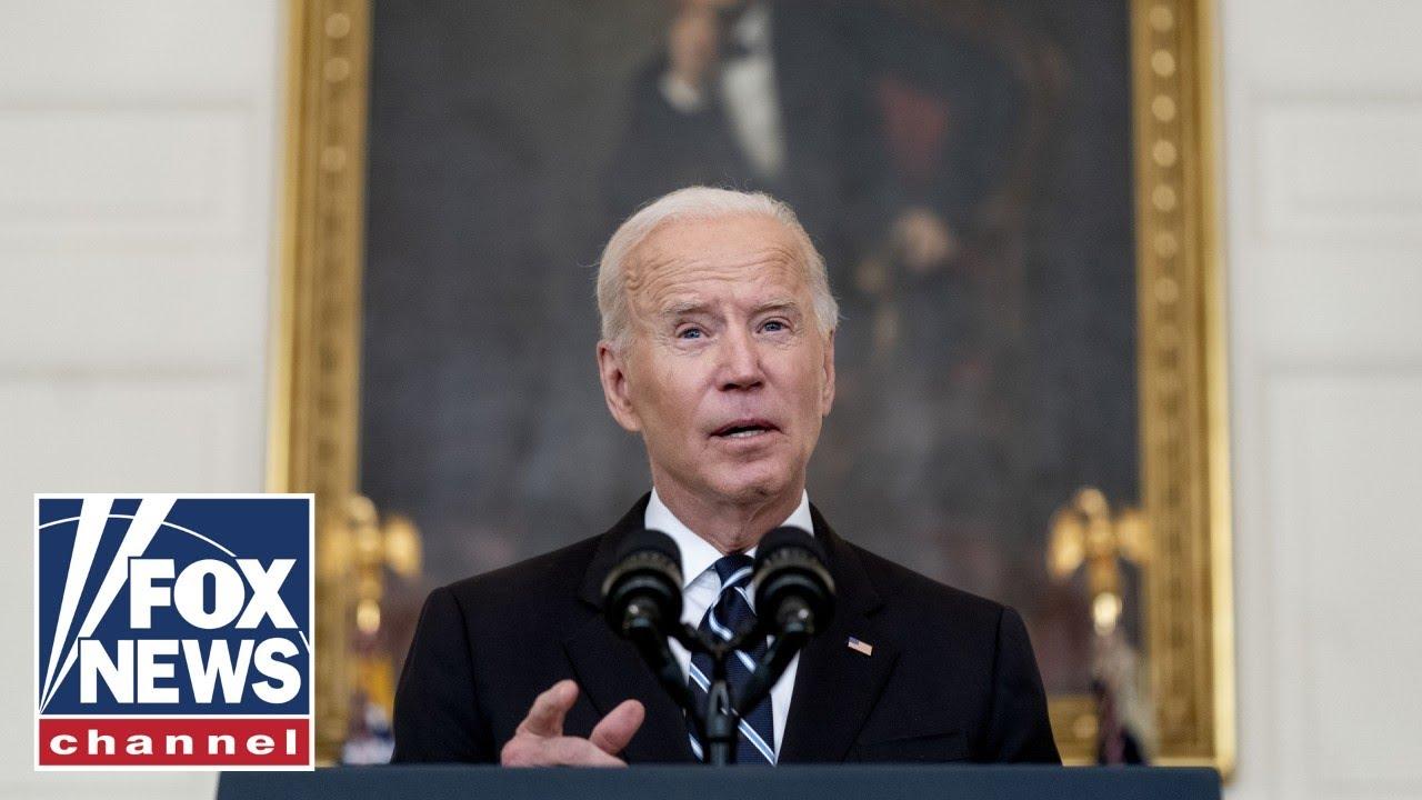Download Calling Biden 'incompetent' is being kind to him: Sen. Johnson