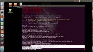 how to install kali linux tools on ubuntu 14.04
