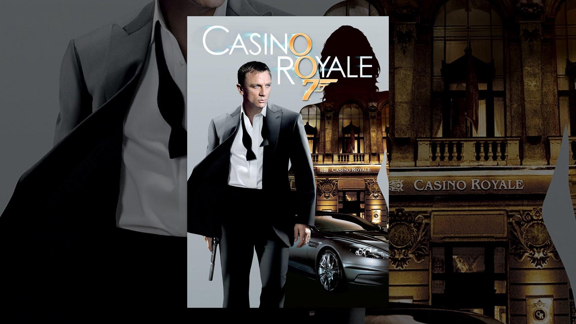 007 CASINO ROYALE YOUTUBE