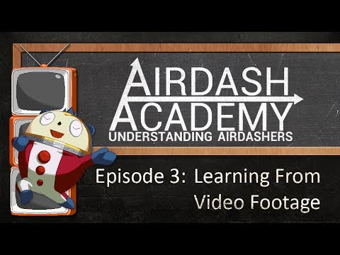 Airdash Academy ep.03 - Learning From Video Footage