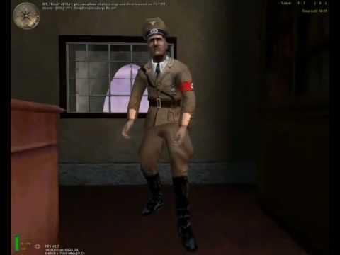 Adolf hitler interview