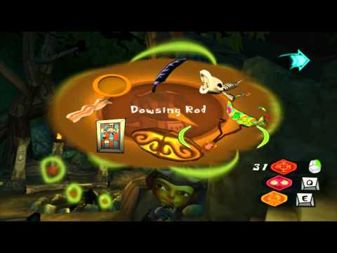 Psychonauts - Cobweb Duster Arrowhead Farm Guide - Extra Episode - LawfulGeek