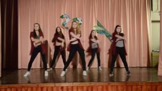 Танец 9-10 класс (Ed Sheeran - Shape of you; Beyoncé - Partition)