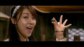 hd 2013 the huntresses jin ok ha ji won invention