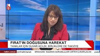 Haldun Solmaztürk , Türkiye Kuzey Suriye'ye müdahale edermi