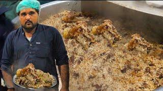 Malang Jan Kabuli Bannu Pulao Famous Rice Brown Bone Pulao Of Pakistan Tasty And Yummy Youtube