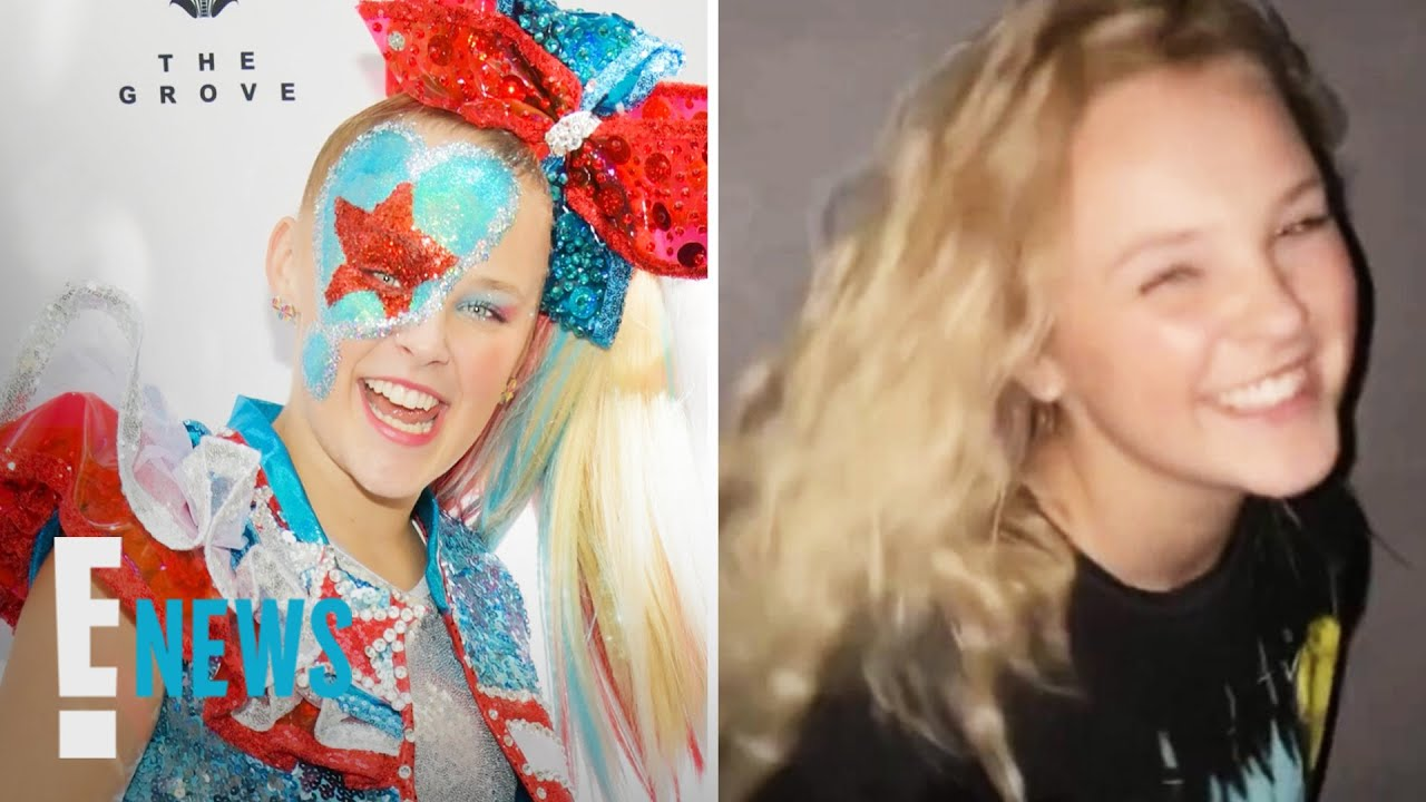 JoJo Siwa Ditches Her Ponytail for a New Hairstyle to Celebrate Her ...