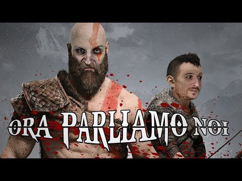 GOD OF WAR: ORA PARLIAMO NOI.