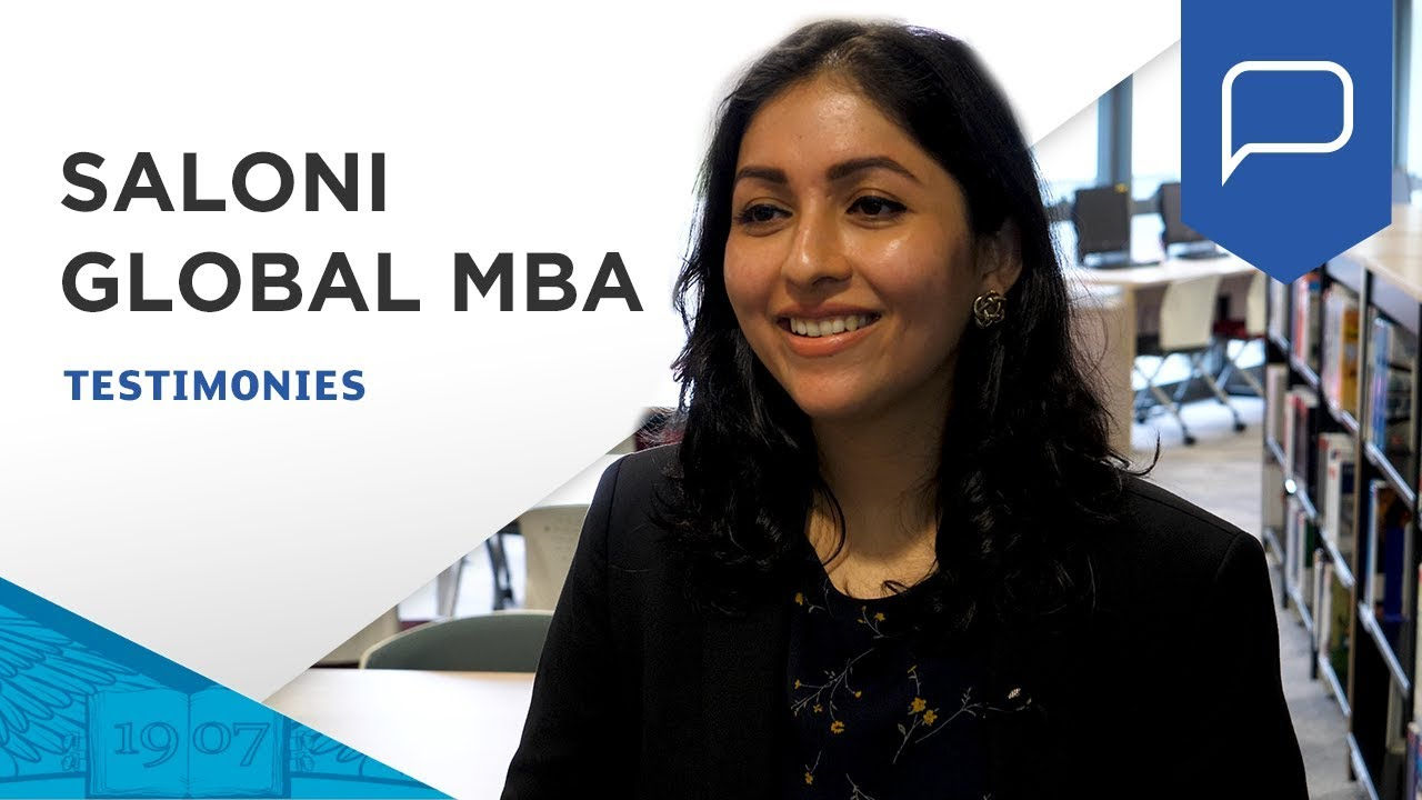 Saloni, Global MBA participant, shares her experience at Singapore | ESSEC  Testimonies