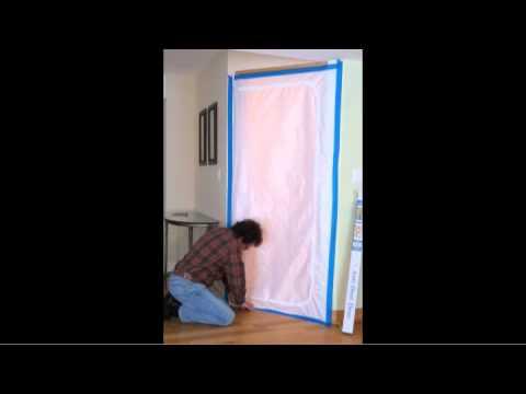 Anti Dust Door