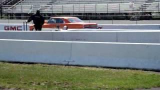 drag racing 67 nova
