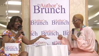 THE AUTHORS BRUNCH 2015 EPISODE 1 D. A. RHODES INTERVIEW