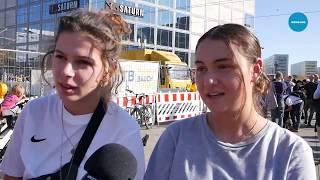"""Unteilbar-Demo in Berlin: """"Der Schoß ist fruchtbar noch aus dem das kroch"""""""