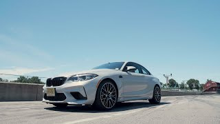 homepage tile video photo for BMW M2 Competition at Lightning Lap 2019
