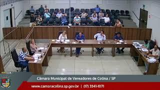 Câmara Municipal de Colina - 18ª Sessão Ordinaria 18/11/2019
