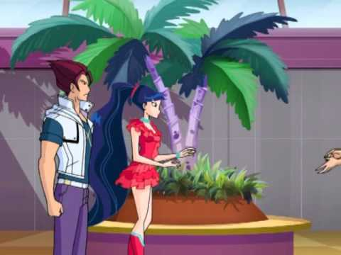 "Winx Club Season 4 Episode 10 ""The Audition"" Nickelodeon"