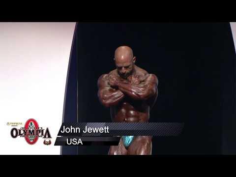 John Jewett 212 Mr Olympia No Audio