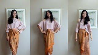 видео Одежда Batik