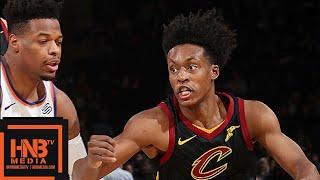 Cleveland Cavaliers vs New York Knicks Full Game Highlights | Feb 28, 2018-19 NBA Season