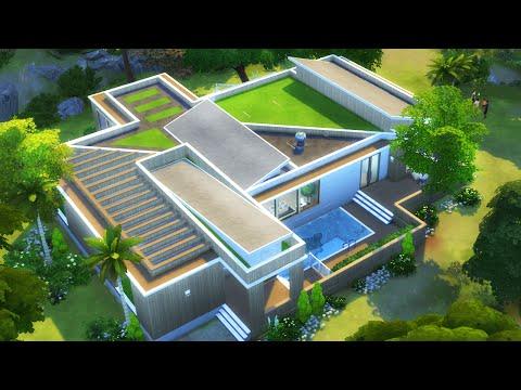 The Sims 4 ~ SPLIT LEVEL Build ~