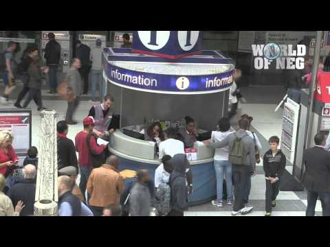 Information Desk Prank | World of Neg