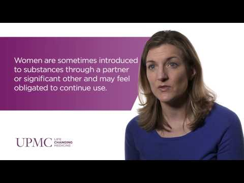 Considerations for Treating Women with Substance Use Disorders