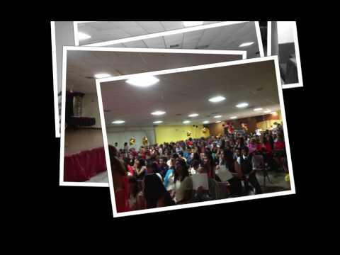 Actividas dia de Logros Escuela Intermedia Jesus Sanchez Erazo