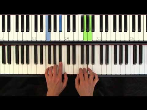 The Thorn Birds Theme, Henry Mancini, piano