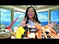 Joe's Crab Shack Feast, King & Queen Crab legs, Mussels and Shrimp