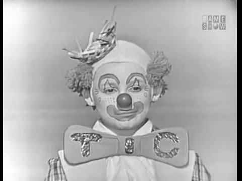 To Tell the Truth - Youngest professional clown in U.S.; PANEL: Gene Rayburn (Dec 24, 1962)
