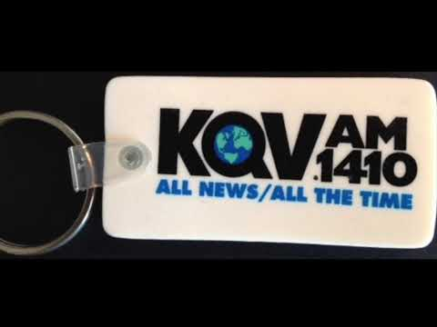 KQV 1410 Pittsburgh - Final Moments / Station Sign Off - December 31 2017