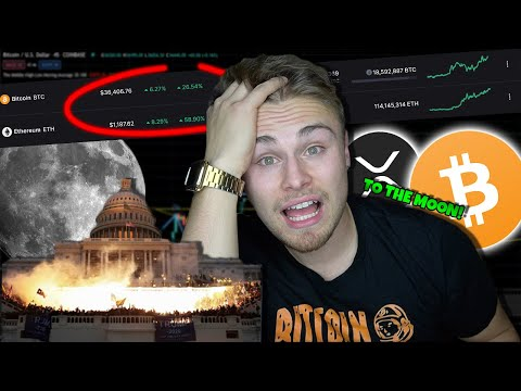 🚨EMERGENCY🚨 AN URGENT MESSAGE TO ANYONE IN BITCOIN! TIME TO MOON! WATCH THIS NOW BEFORE ITS TOO LATE