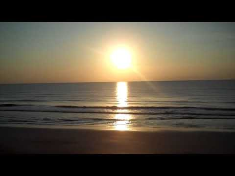 Relax Tranquil Sounds - Morning Sunrise Ponte Vedra Beach Fl
