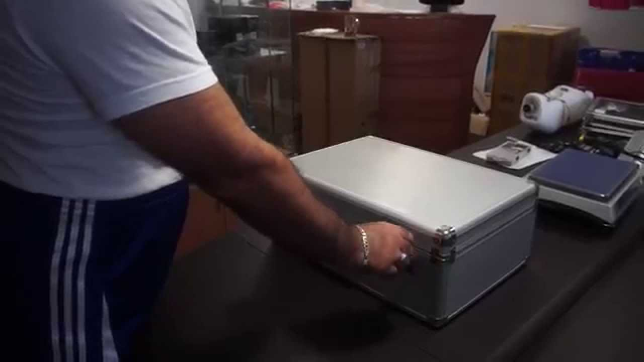 Алюминиевый бокс dji своими силами сабкейдж своими руками