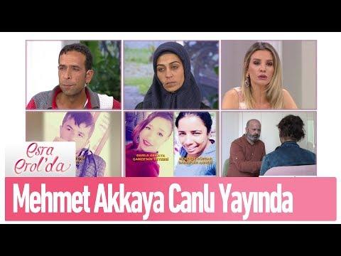 Mehmet Ali Akkaya canlı yayında neler söyledi? - Esra Erol'da 5 Haziran 2019