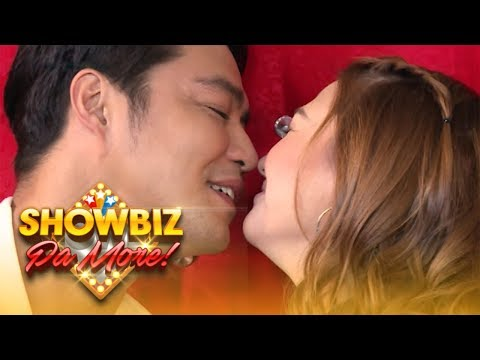 SHOWBIZ PA MORE: Playtime with Zanjoe Marudo and Angelica Panganiban